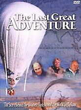 NEW The Last Great Adventure (DVD, 2000) FAST FREE 1ST CLASS SHIP