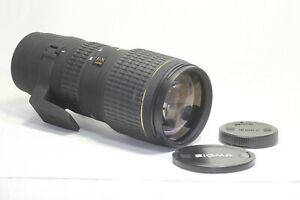 Sigma APO 100-300mm F/4 EX IF HSM AF Lens for Canon EF