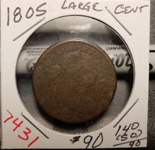 1805 Draped Bust Large Cent 7431