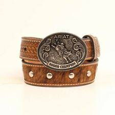 Calfhair Rodeo Champion Buckle - Accessories Belt Kids - A1305608