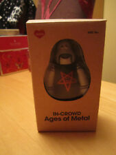 AMOS IN-CROWD AGES OF METAL TERRY FIGURE BRAND NEW IN BOX