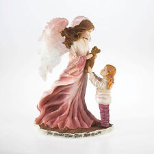 Boyds Bears Charity ~ Guardian of Good Deeds / Angel of Giving Figurine 4020926