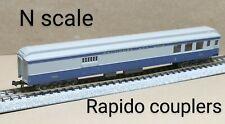 Baltimore & Ohio B&O combination baggage passenger car N scale Atlas combine RPO