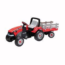 Peg Perego tractor Maxi Diesel con remolque