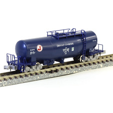 Kato 8037-5 Tank Wagon Taki 1000 Japan Oil Terminal Color Freight car - N