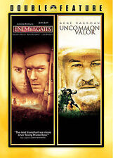 Enemy At the Gates / Uncommon Valor (Double Feature), Good DVDs