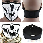 Punk Skull Neoprene Half Face Mask Ski Skate Snowboard Motorcycle Protection