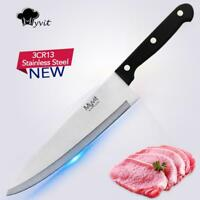 Japanese Stainless Steel Chef Cleaver Vegetable Meat Fruit Knives Kitchen Tools