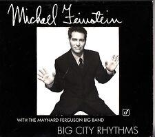 Michael Feinstein - Big City Rhythms CD /HDCD (The Maynard Ferguson Big Band)