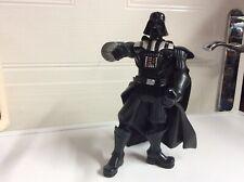 "STAR WARS Darth Vader   jedi force 7"" ACTION FIGURE 2005 Hasbro playskool"