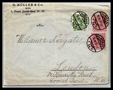 GP GOLDPATH: AUSTRIA COVER 1910 _CV776_P06