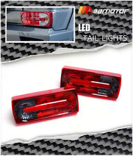 Tail Rear Lights Assembly RED Smoke Lamp 2PC for Mercedes W463 G 500 550 55 AMG