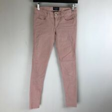 American Eagle Jeans - Jegging Corduroy Pink - Tag Size: 00 (27x29.5) - #3789