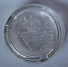 Vintage MEIEREI - ZENTRALE BERLIN Glass  ASHTRAY Cigarette Tabacos