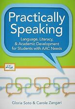 Practically Speaking: Language, Literacy, and Academic Development for Students