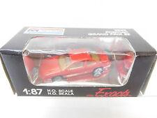 eso-3987Monogram 1:87 Pontiac Grand Prix SE rot sehr guter Zustand