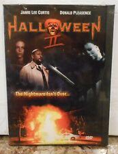 Halloween II (DVD, 1998) RARE 1981 HORROR BRAND NEW ORIGINAL SNAPCASE