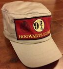 Harry Potter Hogwarts Express Conductor Hat Universal Studio Elastic Fit Wizard