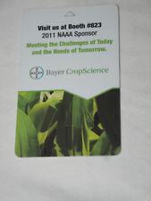 "LAS VEGAS HILTON Hotel & CASINO ""BAYER CROP SCIENCE""Convention ROOM KEY CARD"