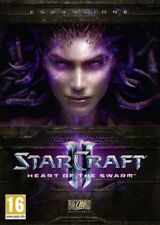 Starcraft 2 Heart of The Swarm PC Activision BLIZZARD
