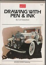 Drawing with Pen & Ink.  Carl Glassford. SEE REVIEW.