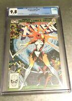 Uncanny X-Men 164 CGC 9.8 White Pages 1st Binary / Carol Danvers/ Captain Marvel