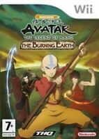 Wii & Wii U - Avatar The Legend Of Aang - The Burning **New & Sealed** UK Stock