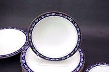 """(3) MIKASA Potter's Touch Spring Vine C8001 Soup Bowls 8 1/4"""""""