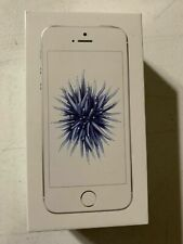 Brand new sealed  Apple iPhone SE 32GB A1662 Silver Simple Mobile