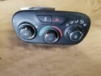 "2015 Dodge Dart Temperature Control With AC Without 8.4"" Touchscreen Fits 13-16"