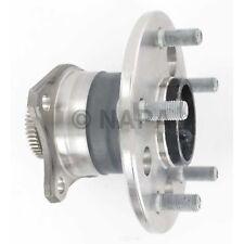 Wheel Bearing and Hub Assembly-4-Wheel ABS Rear NAPA/BEARINGS-BRG BR930370