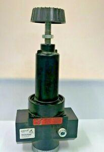 """R432016344 Aventics Hi Flow Pneumatic Regulator PR-007565-21006 1"""" NPT 125 psi"""