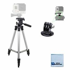 "50"" Tripod for ALL GoPro HERO Cameras: HERO6, 5, Session, Fusion"