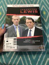 NEW - Inspector Lewis - Pilot  Series 1 (DVD, 2008, 4-Disc Set)