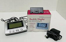 RadioShack Blacklit Fisplay Caller ID/Call Waiting ID 10-VIP Memory