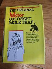 Victor Mole Trap Moles Pack 1