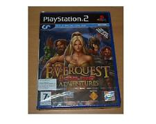 EVERQUEST ONLINE ADVENTURE PS2 GIOCO NUOVO ITALIANO+30g