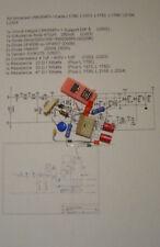 LNK304PN,1 Kit Universel  pour  Carte L1790, L1373, L1782, L1799, L2158, L2524