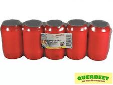 20 Grablichter Öllichter 3Tage bolsius rot im Karton RAL-Gütezeichen Versandfrei