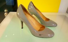 Shoe The Bear women's size 39 KATE heels grey good condition approx size 8 us