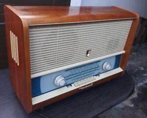 DDR Röhrenradio UNDINE ll  8176EL im Sammlerzustand!