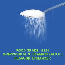 30g   Monosodium Glutamate E621 ( MSG ) Flavour Enhancer Seasoning