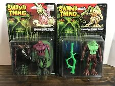 Combine Shipping! Vintage 1990 Swamp Thing Action Figure CHOOSE