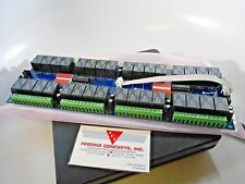 CONTROLANYTHING.COM 32 CHANNEL E194565 XR32X REV.A RELAY BOARD BRAND NEW