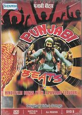 PUNJABI BEATS - HINDI FILM SONGS WITH A PUNJABI FLAVOUR - NEW SONGS DVD