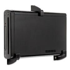 Wall Mount for Nintendo Wii U Game Console, Wii U Wall Bracket Black, P3D-Lab®