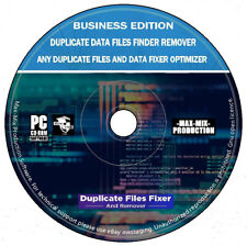 Any Duplicate Data Files Finder Remover Fixer Optimiser PC Business Software