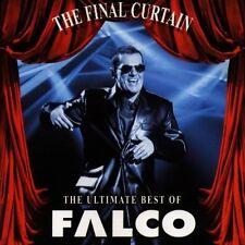 FALCO - THE FINAL CURTAIN-THE ULTIMATE BEST OF  CD NEU AUSTRIA POP