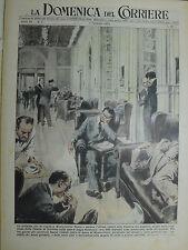 """"""" LA DOMENICA DEL CORRIERE N°05/ 01.FEB.1953 - ANNO 55 """""""