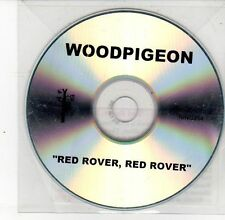 (DS587) Woodpigeon, Red Rover Red Rover - DJ CD